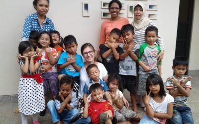 Une mission courte en Indonésie