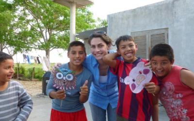 Marie-Astrid, volontaire en Argentine