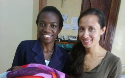 Victoria, volontaire au Kenya