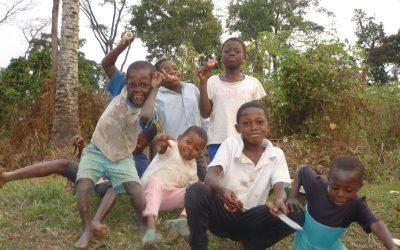 Agnès, volontaire en Ouganda