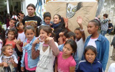 Pauline, volontaire en Argentine