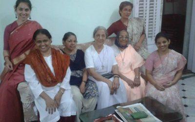 Hélène, volontaire en Inde
